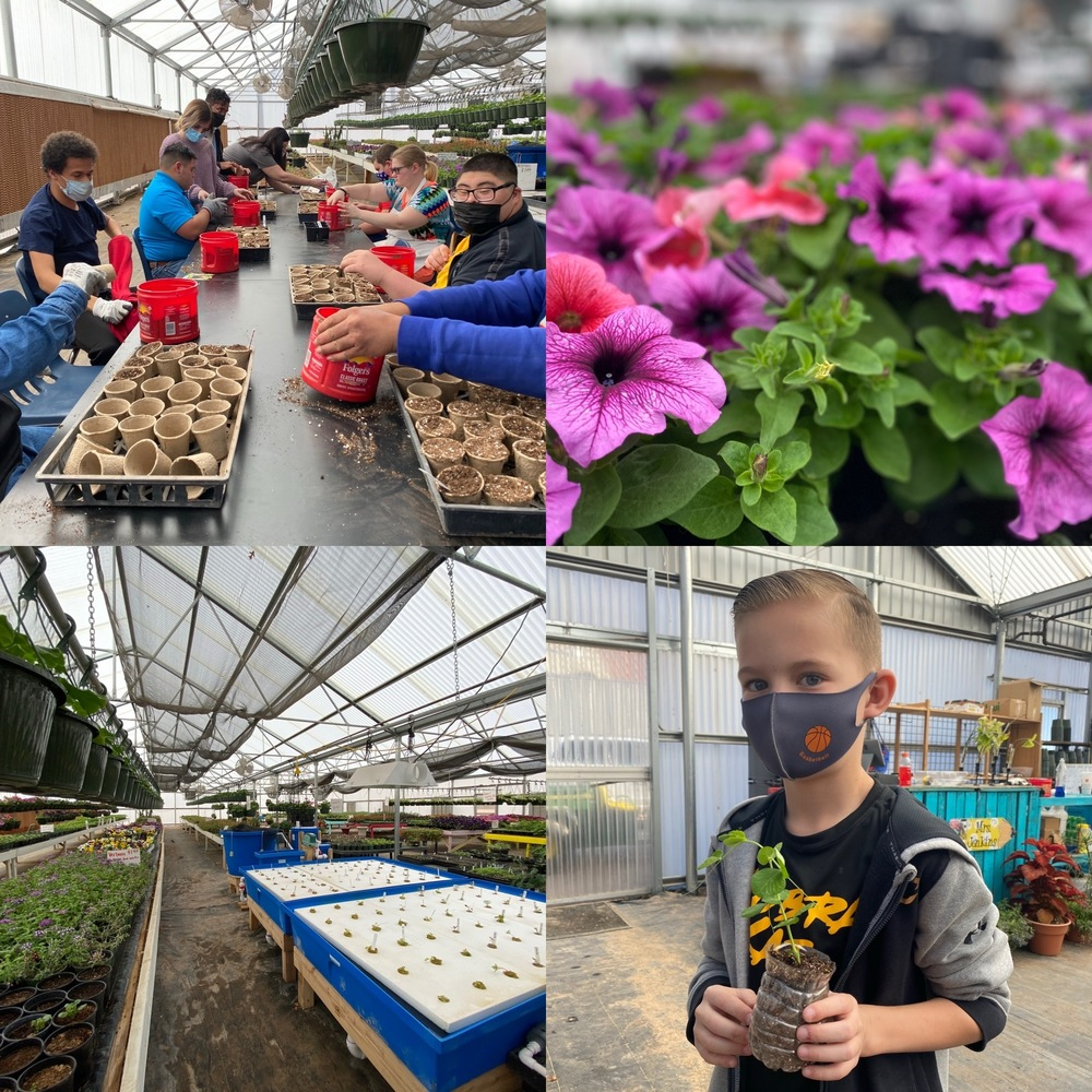 Snyder ISD opens 20,500 sq ft. Research Greenhouse & Student-Based Enterprise
