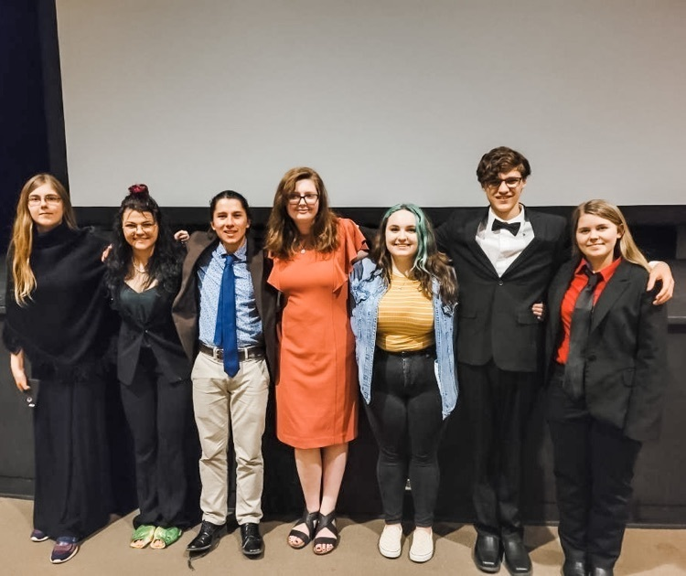 Five students advance to The National Speech and Debate Association National Tournament