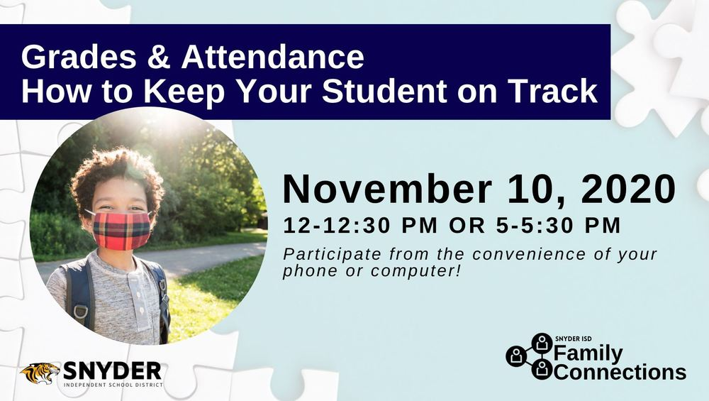 Grades & Attendance-How To Keep Your Student on Track