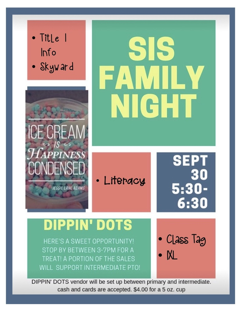 SIS Family Night