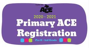 ACE Registration Info