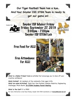 Maker Friday