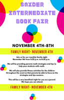 Book Fair/Family Night