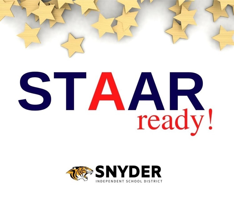 STAAR Ready! graphic