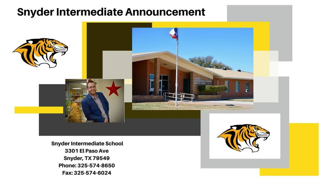 Intermediate Announcement