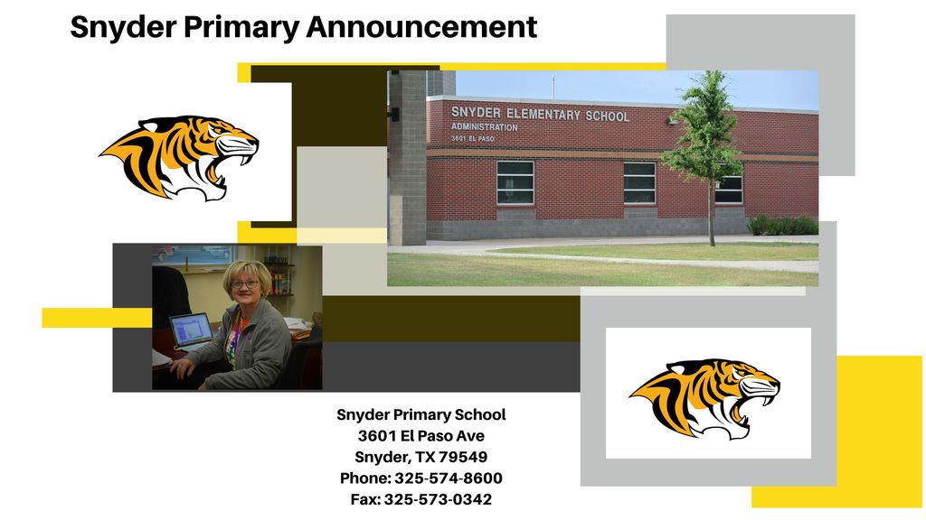 Snyder Primary